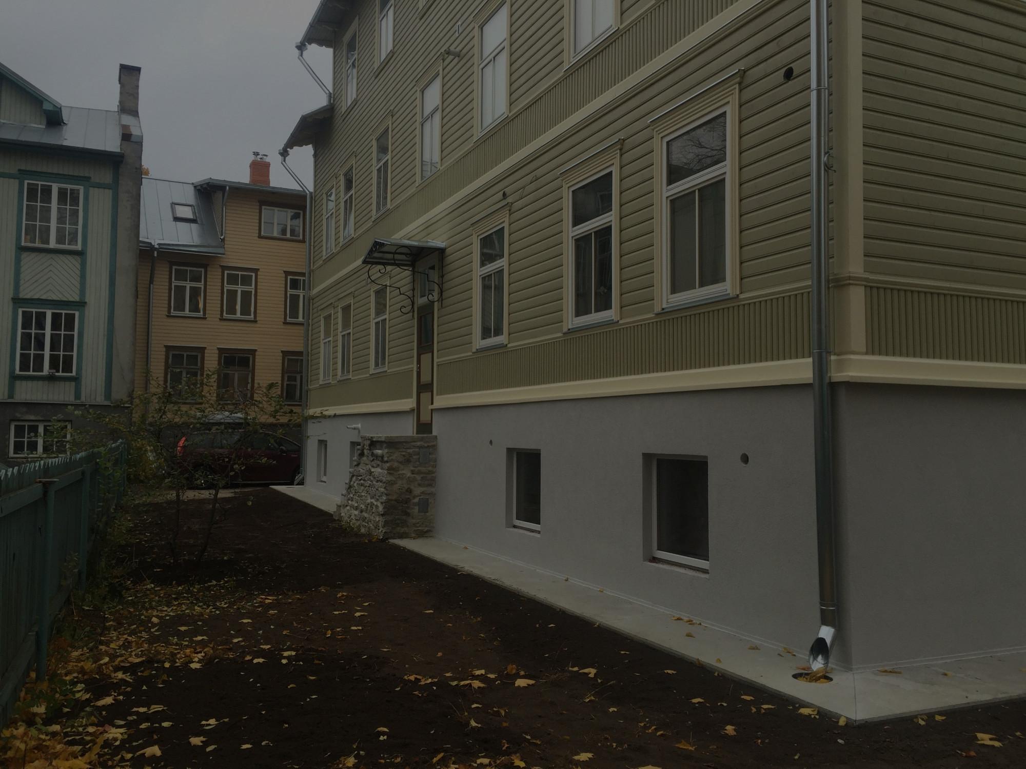 Kõik ehitusest: teostame töid vundamendist katuseni.